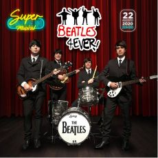 20h30 - Beatles 4ever! - Super Drive-In Musical 22/08