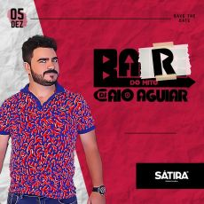 Bar do Dj Caio Aguiar