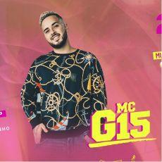 MC G15 no Projeto #Tremendou