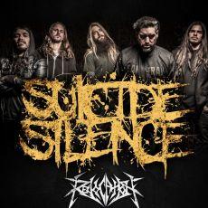 Suicide Silence em São Paulo/SP