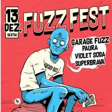 Fuzz Fest em Santos/SP