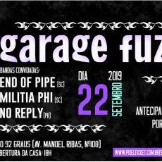 Garage Fuzz em Curitiba/PR