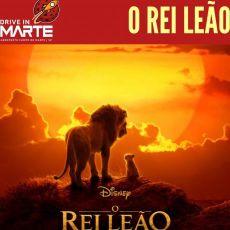 Quinta (23/07) - 18:30  O Rei Leão (DUB)