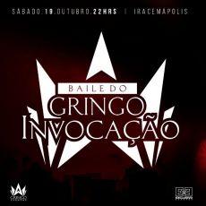 Baile do Gringo - A invocação - Mc Rodolfinho