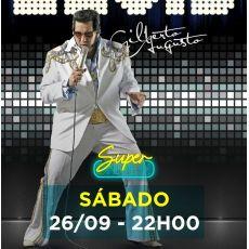 22h00 - Elvis (Gilberto Augusto Cover) - Super Drive-In 26/09