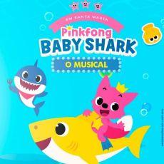 Musical Infantil Baby Shark - Santa Maria