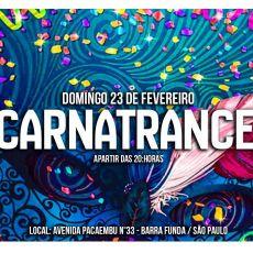 CARNATRANCE no Club 33 - After Bloquinhos