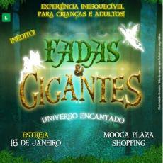 Fadas & Gigantes - 18.01.2020 - 15h00
