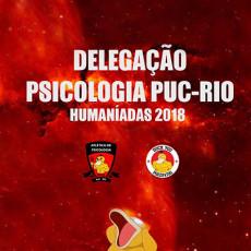 Humaníadas 2018 :: Delegação Psicologia PUC-Rio