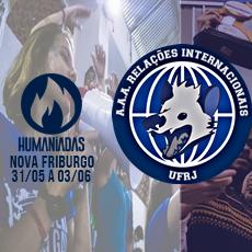 Delegação RI UFRJ – Humaníadas 2018