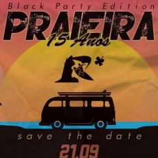 Praieira 15 Anos - Black Party Edition