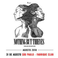 Nothing But Thieves em São Paulo