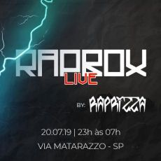 RapBox Live by: Raprizza | 20/07 - SP