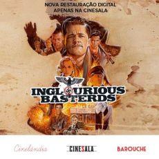 Bastardos Inglórios na Cinesala/Cinelândia #5