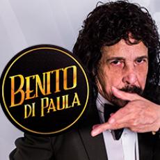 Benito Di Paula em São Paulo/SP