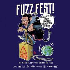 Fuzz Fest  - Jai Club