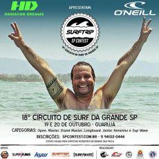 Surftrip SP Contest 2019 - Segunda Etapa