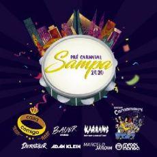 Pre Carnaval Sampa
