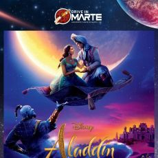 Sexta (31/07) - 19:00   Aladdin