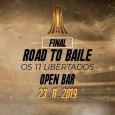 Road to Baile - Os 11 Libertados