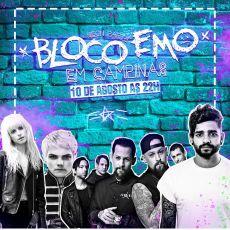 Bloco emo Neon Party  em Campinas/SP