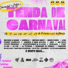 Tenda de Carnaval | 80h de Integração!
