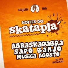 Noite do Skataplá - Jai Club