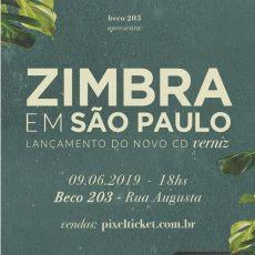 Zimbra em São Paulo/SP - Beco 203