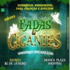 Fadas & Gigantes - 19.01.2020 - 17h30