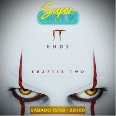 22h - It a Coisa: Capitulo 2  - Super Drive-In 15/08