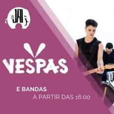 Vespas Mandarinas - Jai Club