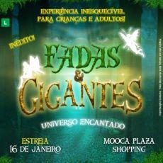 Fadas & Gigantes - 18.01.2020 - 17h30