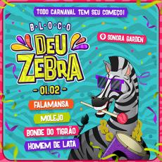 Bloco Deu Zebra