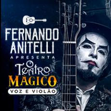 Fernando Anitelli apresenta: O Teatro Mágico Voz e Violão