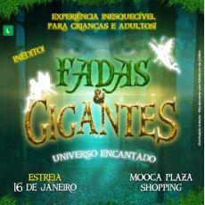 Fadas & Gigantes - 19.01.2020 - 15h00