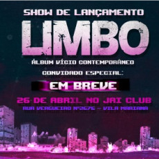 LIMBO apresenta seu novo álbum: Vício Contemporâneo