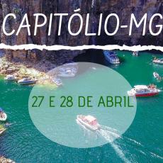Viagem Capitólio 27/04 a 28/04
