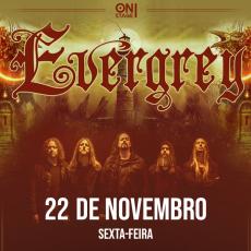 Evergrey no Rio de Janeiro