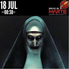Sábado (18/07) - 00:30   A Freira (DUB)
