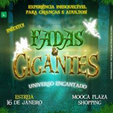 Fadas & Gigantes - 18.01.2020 - 20h30