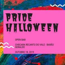 Pride Halloween - Open Bar