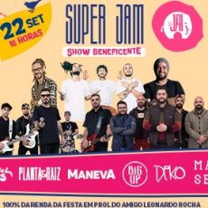 Super Jam- Show beneficente