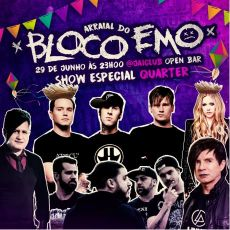Arraial do Bloco Emo - Jai Club