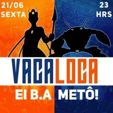 VacaLoca | Festa do Meio Belas Artes e Metodista